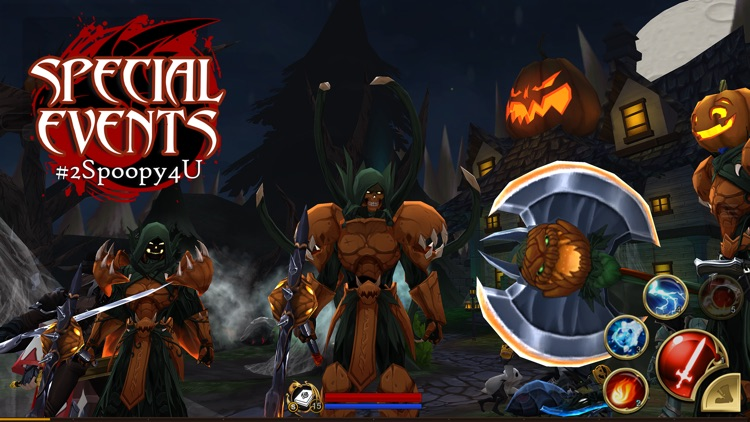 AdventureQuest 3D screenshot-3