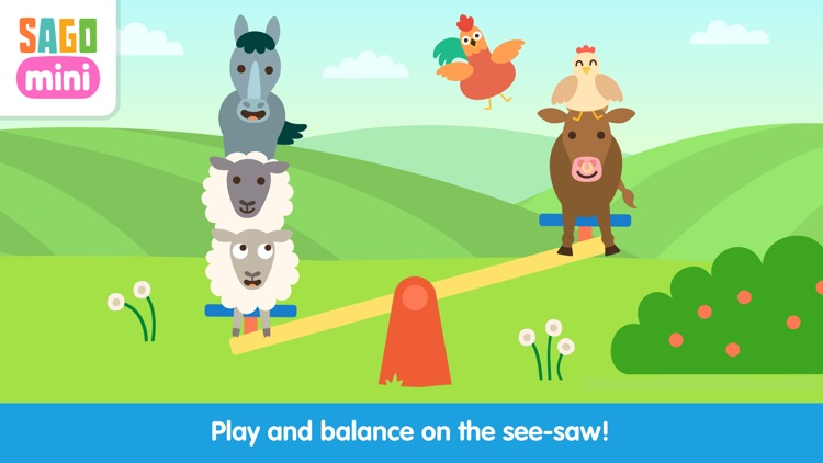 Sago Mini Farm screenshot-3