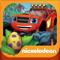 App Icon for Blaze: Dinosaur Rescue App in Indonesia IOS App Store
