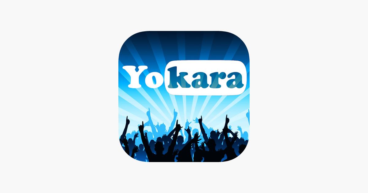 Yokara - Sing Karaoke on the App Store