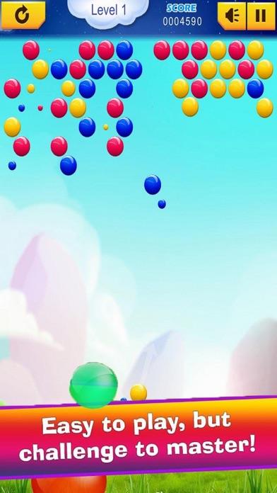 Bubbles Color Poping Sky