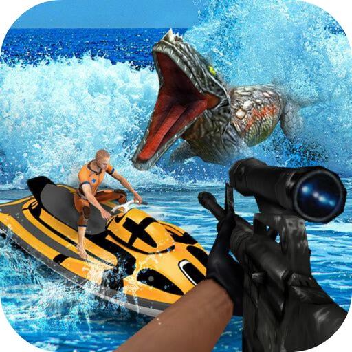 Kill Sea Monster 3D