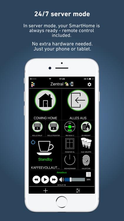 iHaus Smart Home screenshot-4