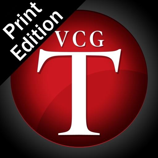 Verona-Cedar Grove Times Print