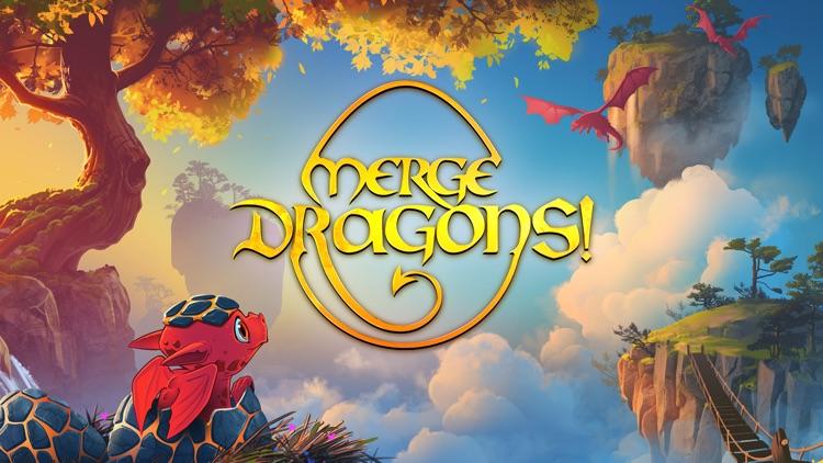 Merge Dragons! screenshot-4