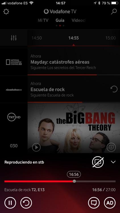Vodafone TV screenshot-6