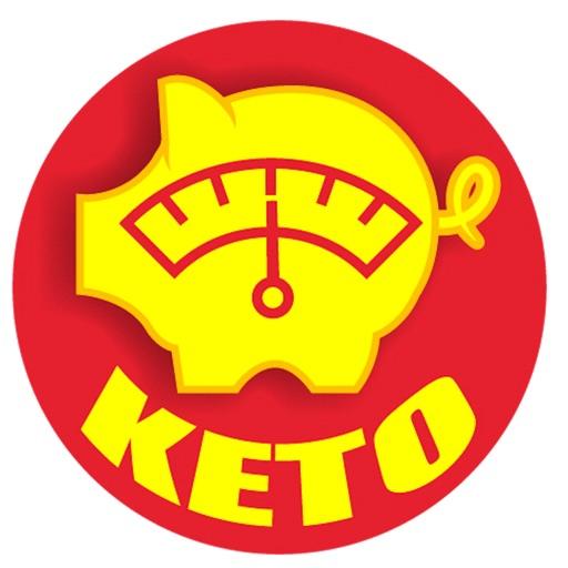 Stupid Simple Keto Diet App application logo