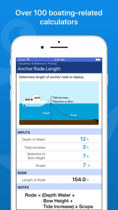 Boaters Pocket Reference review screenshots