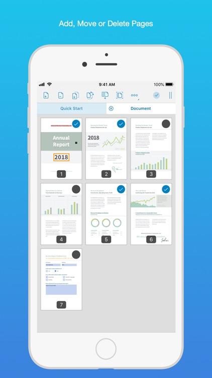 PDF Viewer Pro by PSPDFKit screenshot-4