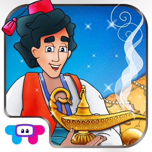 Aladdin & The Magic Lamp icon