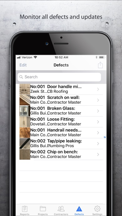 Image of Defects Pro - Easy Punch Lists