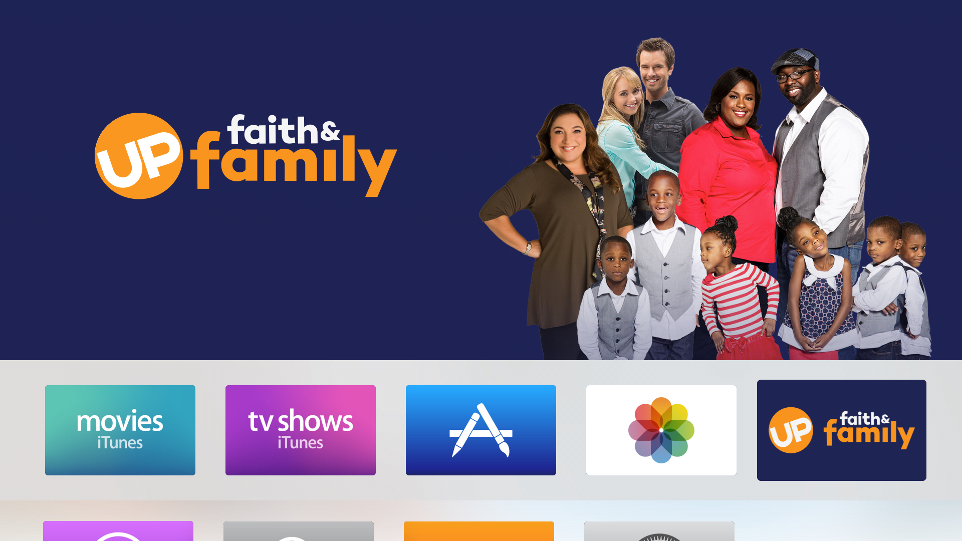 UP Faith & Family screenshot 9