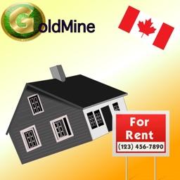 GoldMine Rent Analyzer- Canada