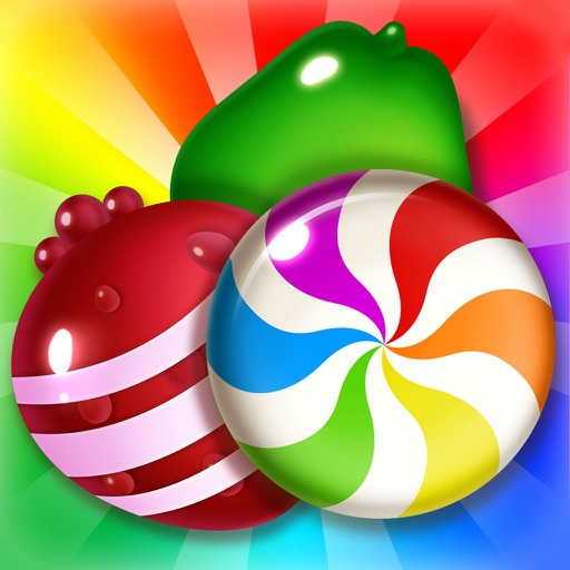 Candy Crack Mania iOS App