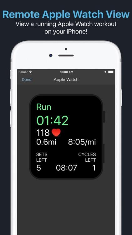 Intervals - Interval Timer screenshot-3