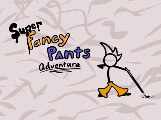 Super Fancy Pants Adventure screenshot #5