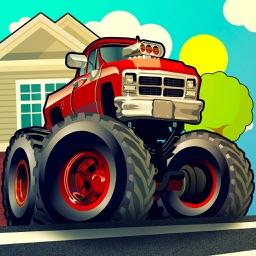 Big Monster Truck Derby driver
