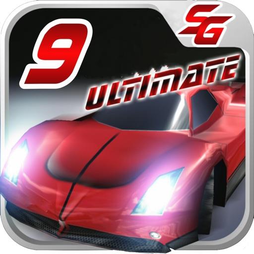 Space Run : Asphalt Super car Runner game 2014 iOS App