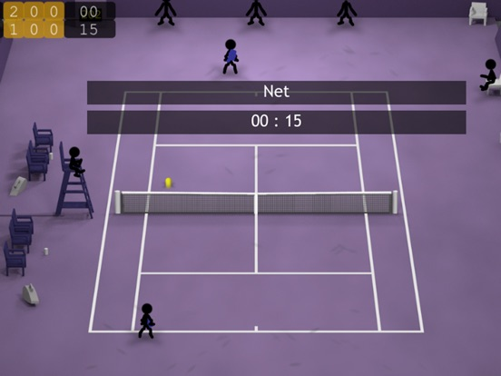 Stickman Tennis-ipad-2