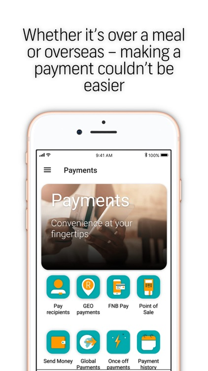 FNB Banking App screenshot-1