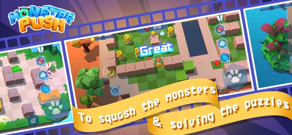 Monster Push hack tool