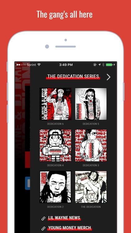 Dedication by Lil Wayne