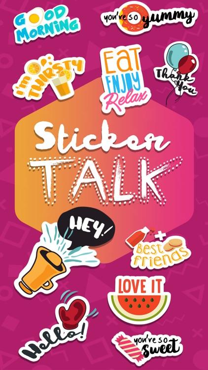 Sticker Talk: Funny Pun Stamps