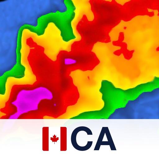 Weather Radar Canada