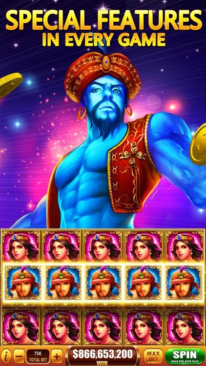 Slots Luxury Casino - Best Las Vegas Slot Machines screenshot-4