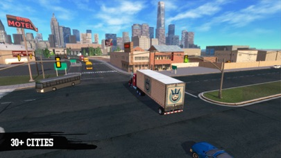 Truck Simulation 19 screenshot 5