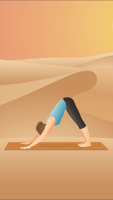 Screenshot for Pocket Yoga in Canada App Store