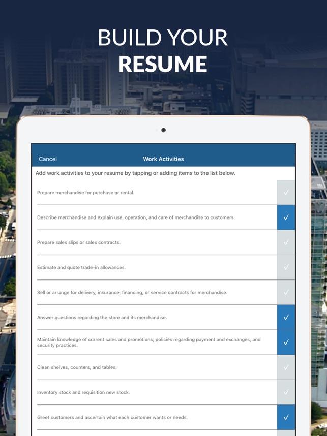 Careerbuilder Job Search En App Store