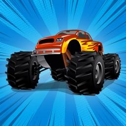 Blaze Monster Truck Race