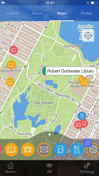Central Park Visitor Guide screenshot-4