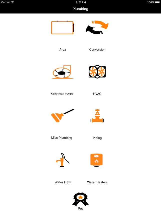 Plumbing Formulator on the App Store