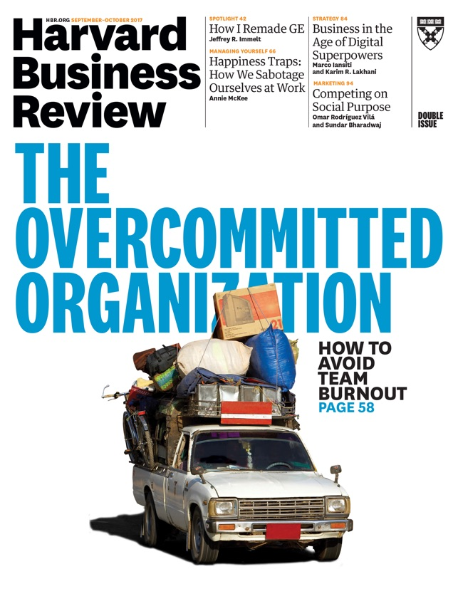 Harvard Business Review Hbr On The App Store