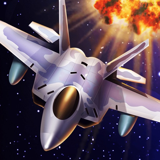 Fighter Jets All-Star: classic arcade game