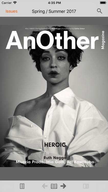 AnOther Magazine screenshot-4