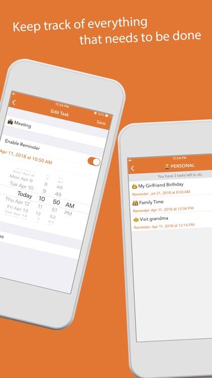 Checklist - Tasks & To Do List screenshot-0