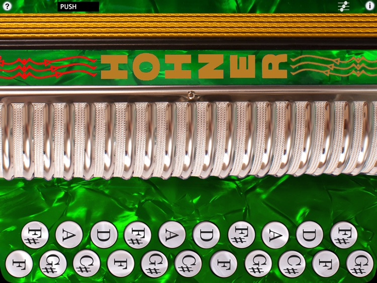 Hohner Melodeon Pro