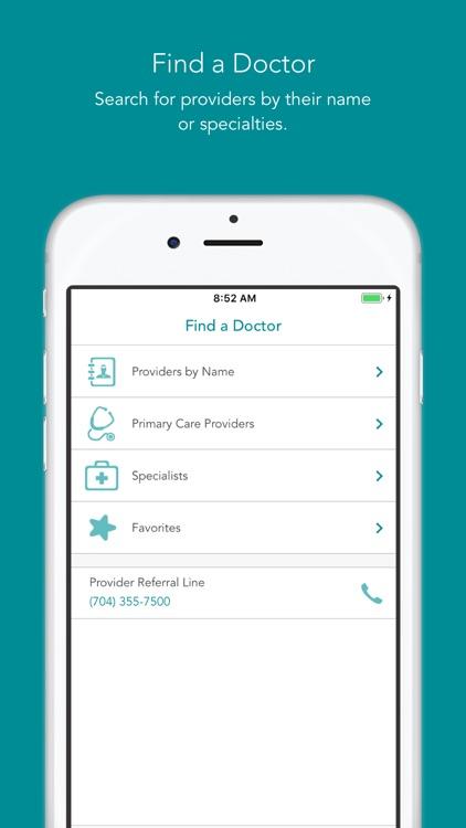 Carolinas HealthCare System screenshot-3