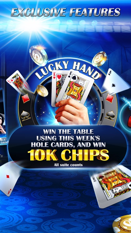 Live Hold'em Pro - Poker Game screenshot-4