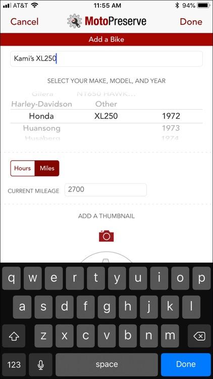 MotoPreserve screenshot-4