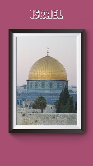 Israel Travel Guide screenshot one