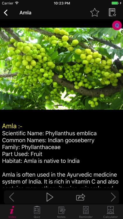 Natural Remedies Herbal screenshot-4
