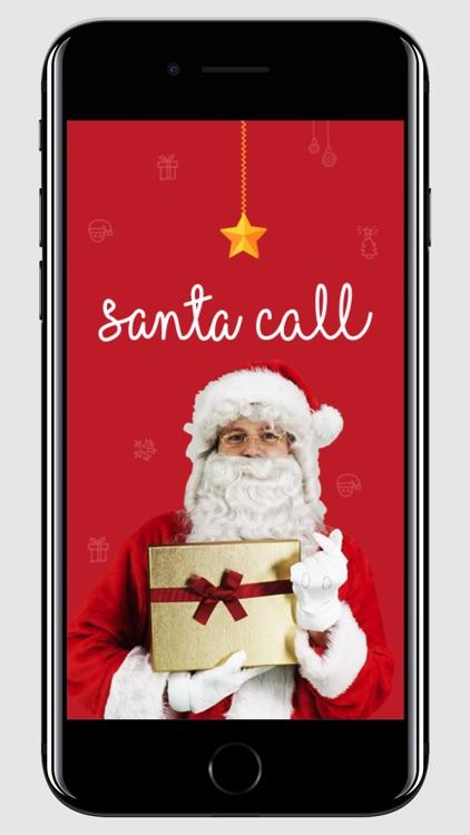 Santa Call - Real Video Call