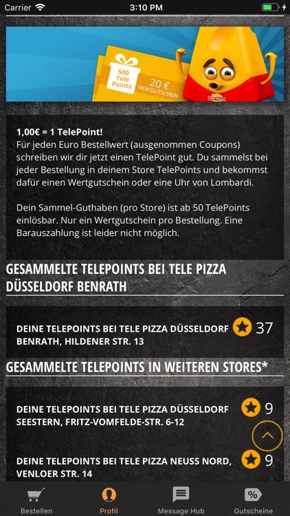 TelePizza - Die Genussbringer! screenshot-4