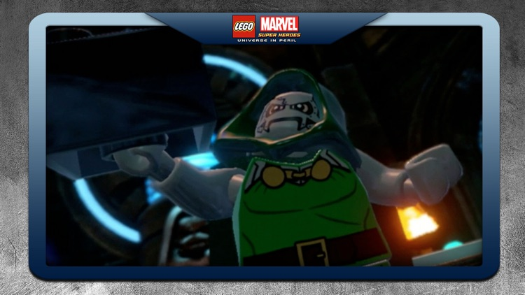 LEGO® Marvel Super Heroes screenshot-1