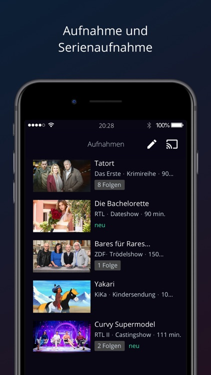 waipu.tv - Live TV Streaming