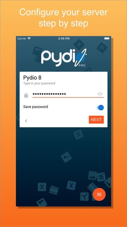 Pydio Lite